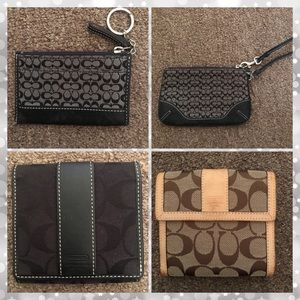 Authentic Coach Accessories